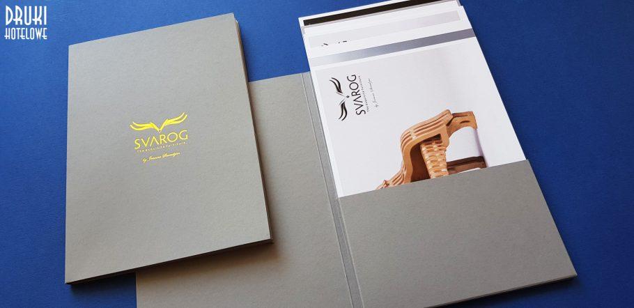 druki hotelowe_drukarnia kraków_druki ekskluzywne