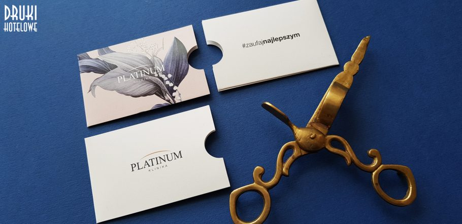 drukarnia kraków_etui na kartę hotelową_studio urody_klinika komercyjna