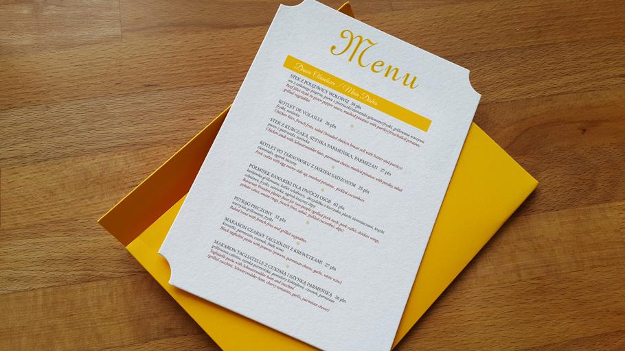 karta restauracyjna_ druki dla restauracji