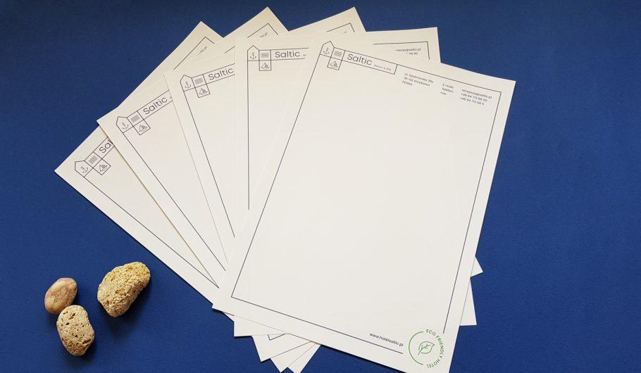 druk papierów firmowych_dla hoteli_drukarnia kraków