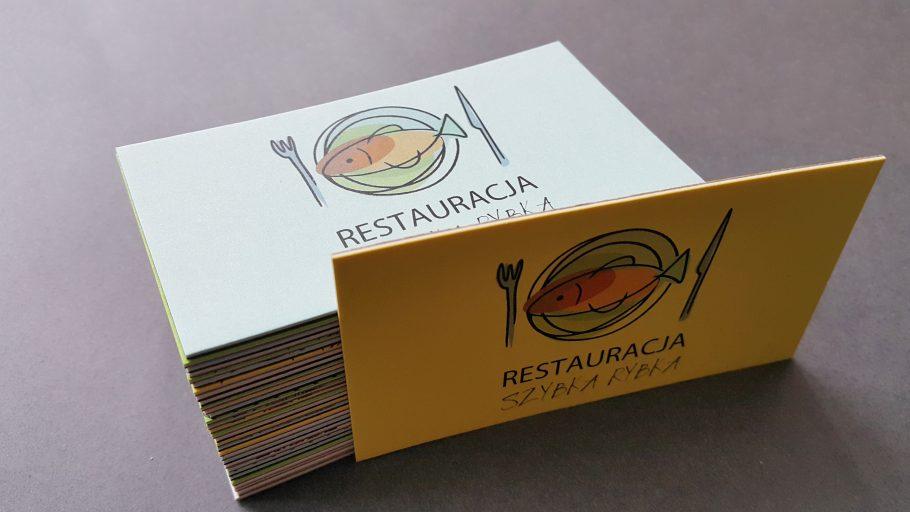 wizytowki kaszerowane_druki restauracyjne
