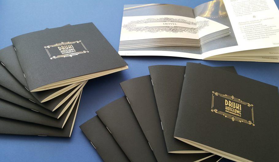 Katalogi, foldery i broszury