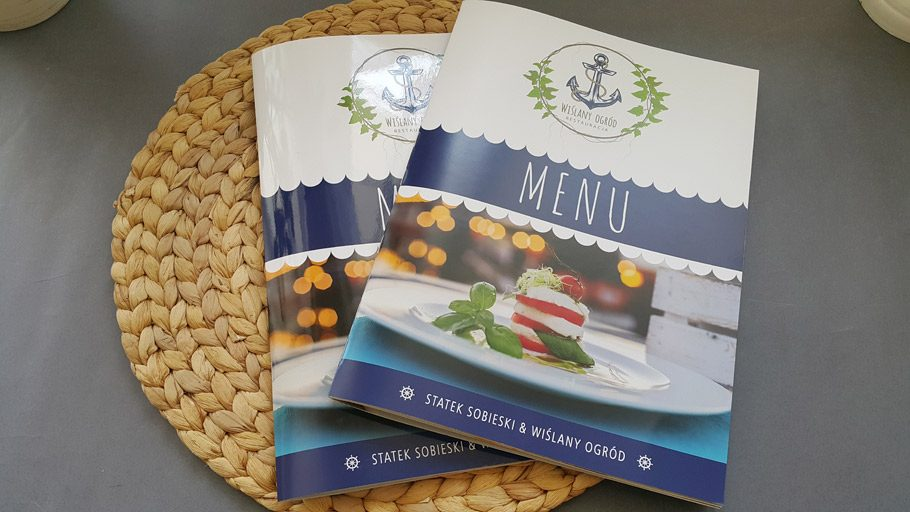 menu restauracyjne_druki restauracyjne