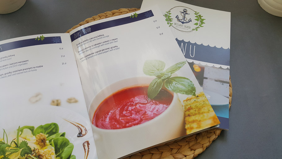 menu broszurowe_druk menu restauracyjne