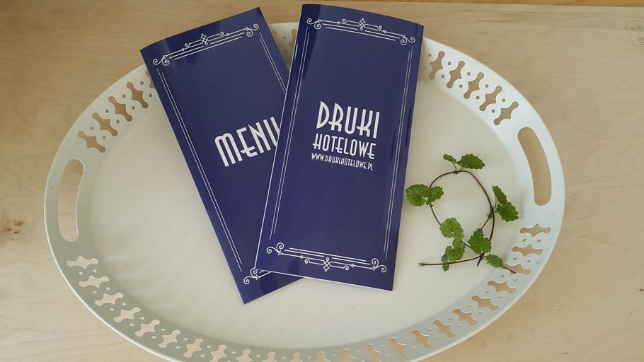 menu restauracyjne_druki hotelowe