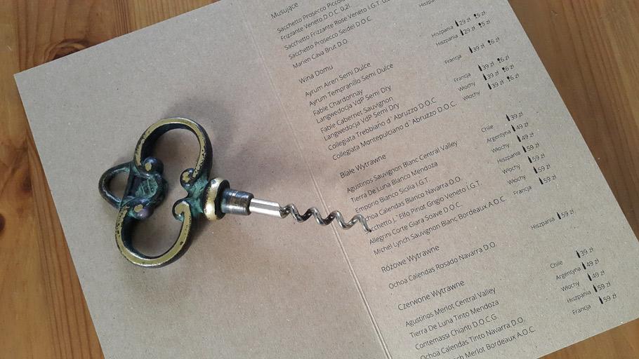 druki resturacyjne_druki hotelowe krakow