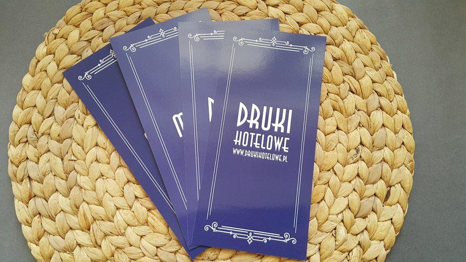 druki hotelowe_druki dla restauracji