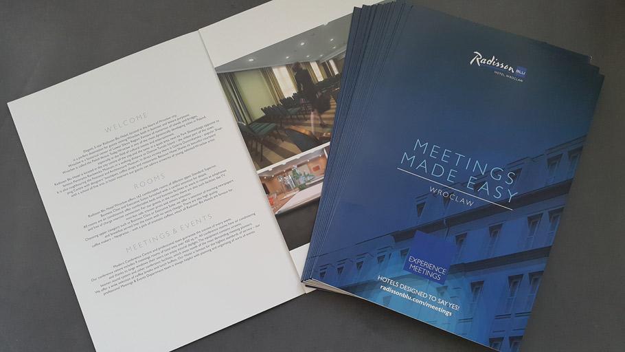 Broszury skladane_druki dla hoteli